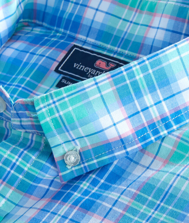 Sutherland Road Solid Slim Tucker Shirt