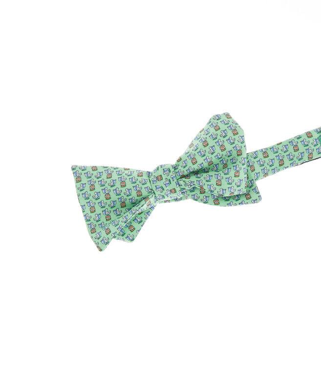 Pelican Bow Tie