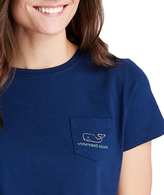 1d40cfa37 Shop Vintage Whale Pocket Tee at vineyard vines
