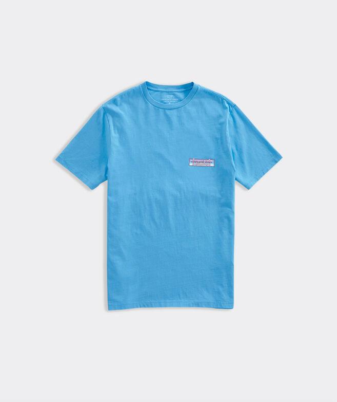 Dock Logo Box Short-Sleeve Tee