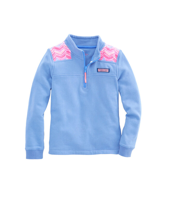 Girls Whale Tail Shep Shirt
