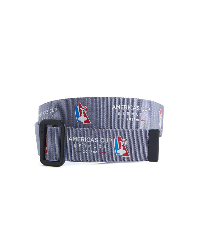 America's Cup Tech Belt