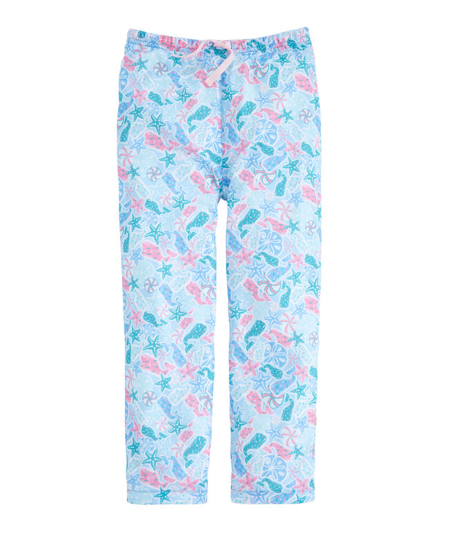 Girls Cookie Whale Lounge Pants