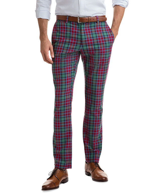 Leddy Park Slim Fit Pants