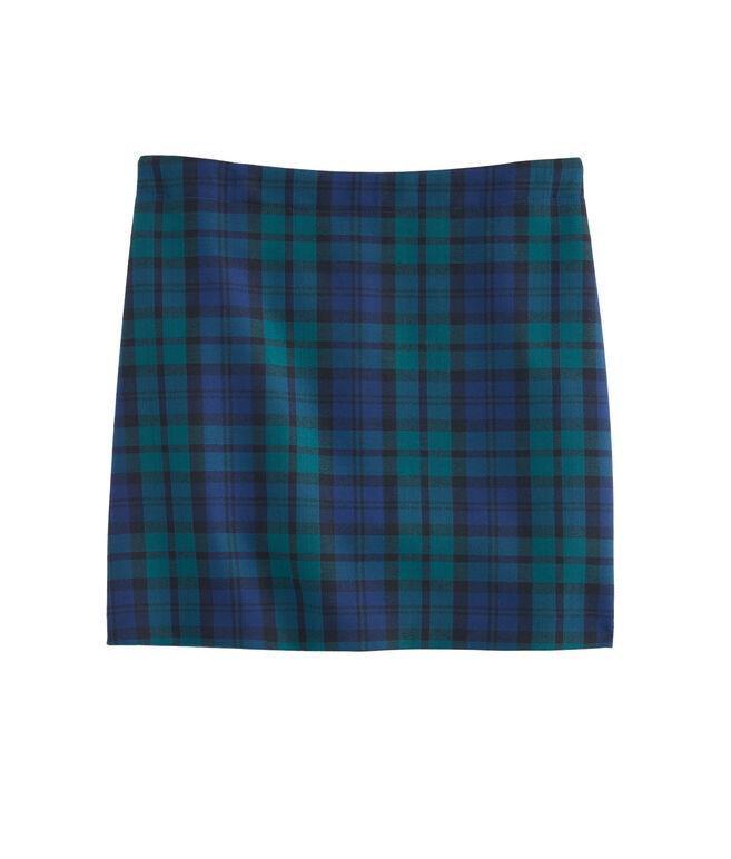 Girls Blackwatch Skirt