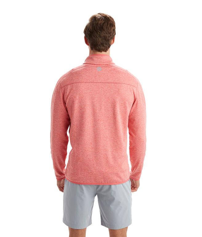 Grid Fleece 1/4-Zip