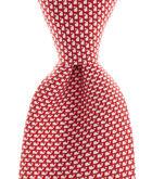 Boys Micro Whale Printed Tie