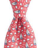 Boys Sail Puffs Tie