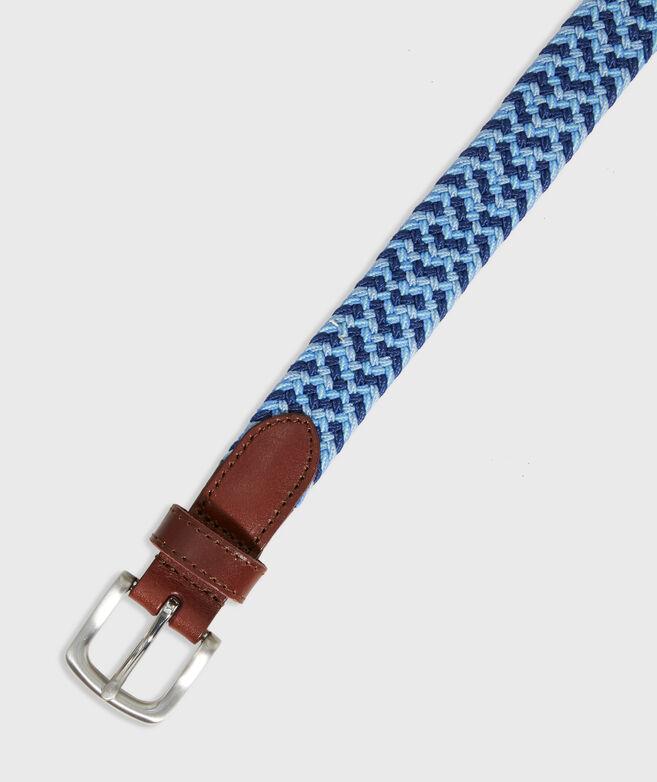 Boys' Multi Flecked Bungee Belt