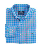 Union Pier Plaid Performance Classic Tucker Shirt