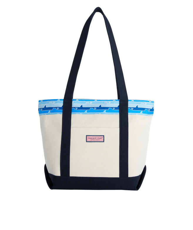 Womens Shark Week Whale Line Classic Tote