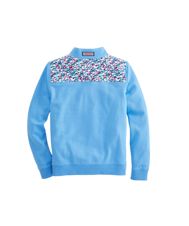 Girls Swimming Whales Shep Shirt