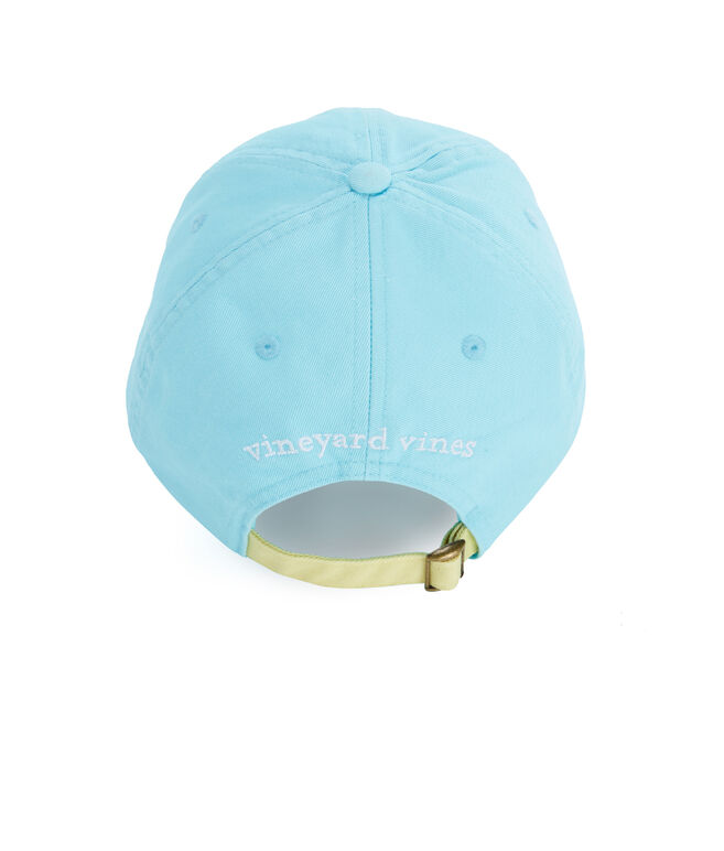 Boys Washed Classic Vineyard Hook Hat