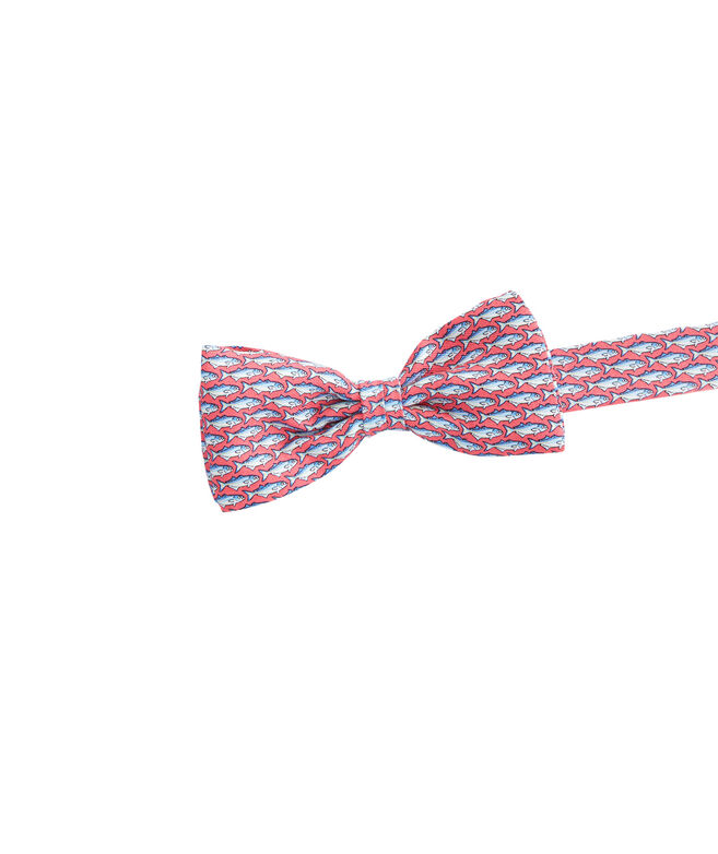 Shop boys bluefish bow tie at vineyard vines for Fish bow tie