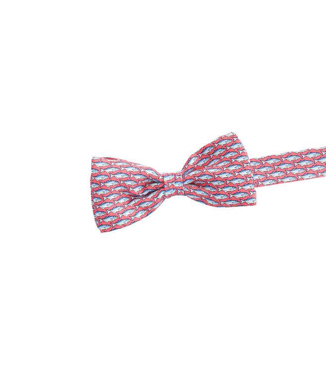 Shop Boys Bluefish Bow Tie At Vineyard Vines