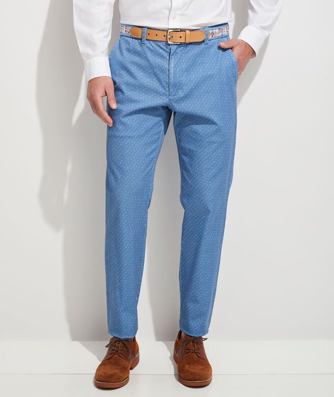 Kentucky Derby Micro Rose Breaker Pants