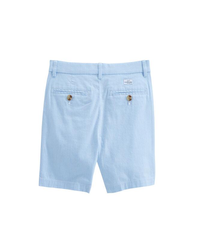 Boys Pincord Stripe Breaker Shorts