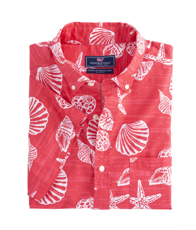 Short-Sleeve Dunes Road Classic Murray Shirt