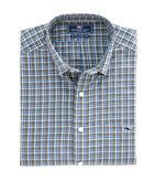 Summit Lodge Plaid Slim Tucker Shirt