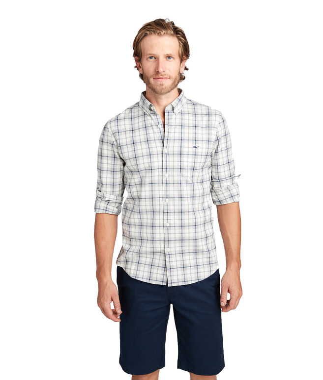 Putnam Cottage Slim Tucker Shirt