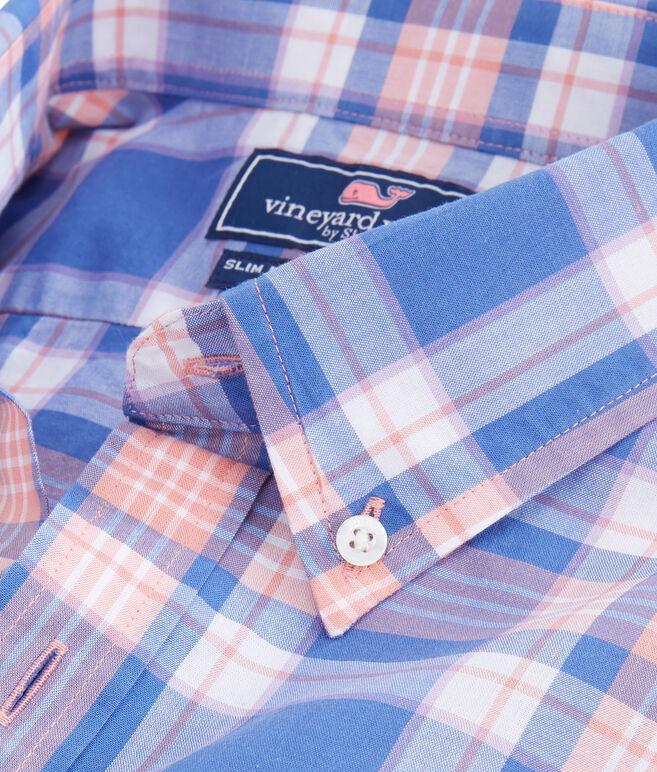 Fort Purcell Plaid Slim Murray Shirt