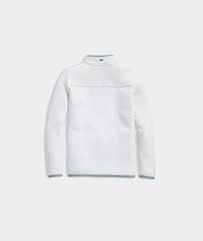 Girls' Diamond Quilted Shep Shirt