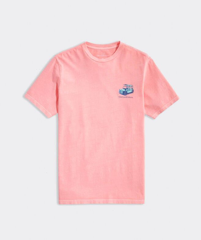Garment-Dyed Beach Buggy Short-Sleeve Tee