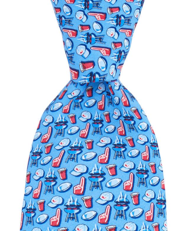 Tailgate Printed Tie