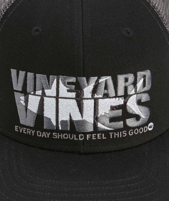 Shadow Tuna Vineyard Vines Trucker Hat