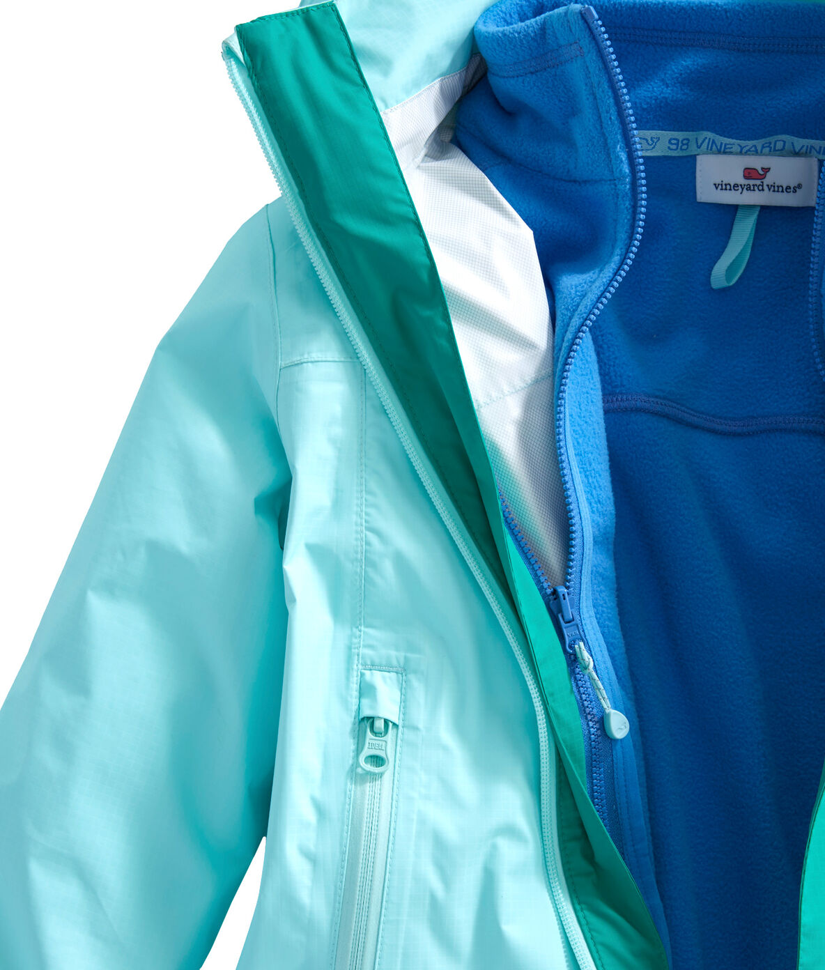 Shop 3 In 1 Raincoat At Vineyard Vines