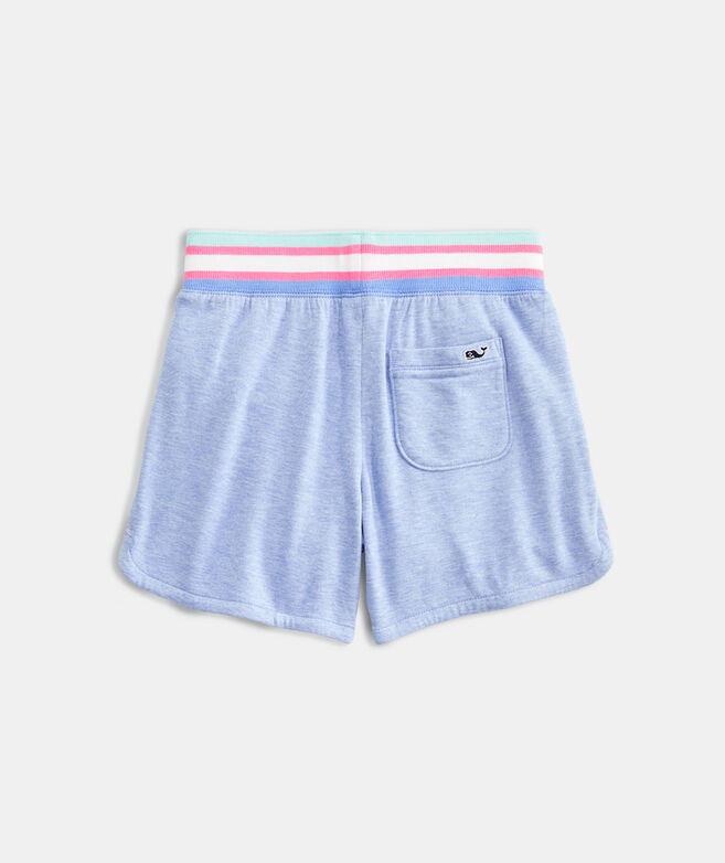 Girls' Dreamcloth Ribbed Waist Shorts