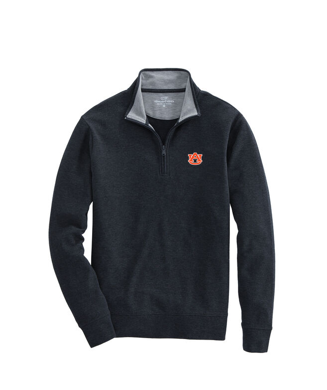 Auburn University Saltwater 1/4-Zip