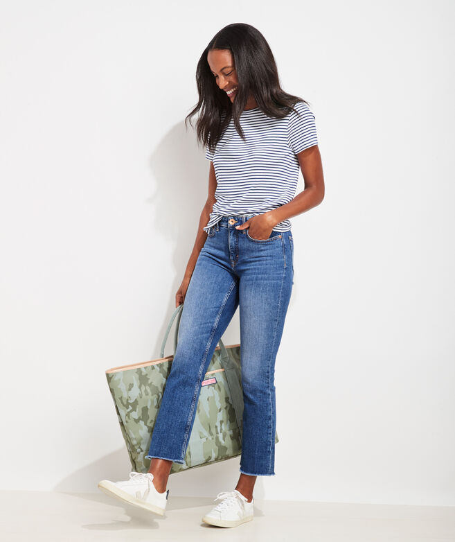 Jamie High-Rise Kick Flare Jeans