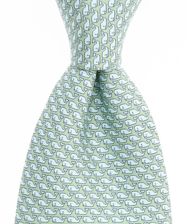 Extra Long Vineyard Whale Tie