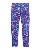 Girls School Of Whales Compression Leggings