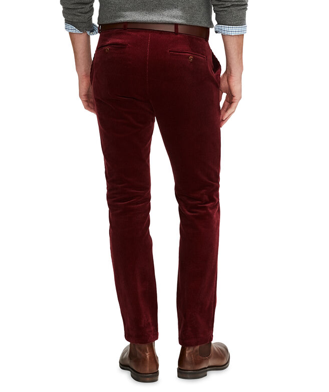 Corduroy Greenwich Pants