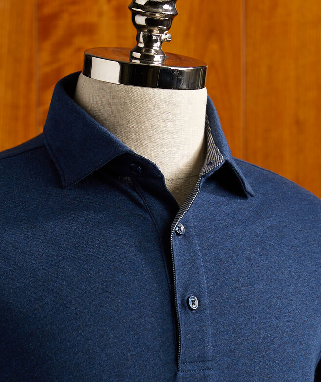 Carmel Heather Polo