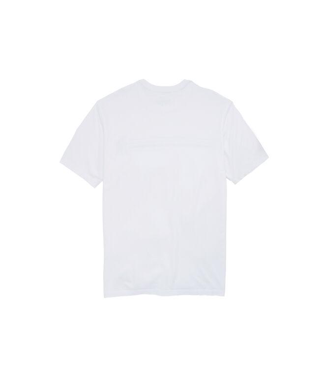 New York Yankees 3 Stripe T-Shirt
