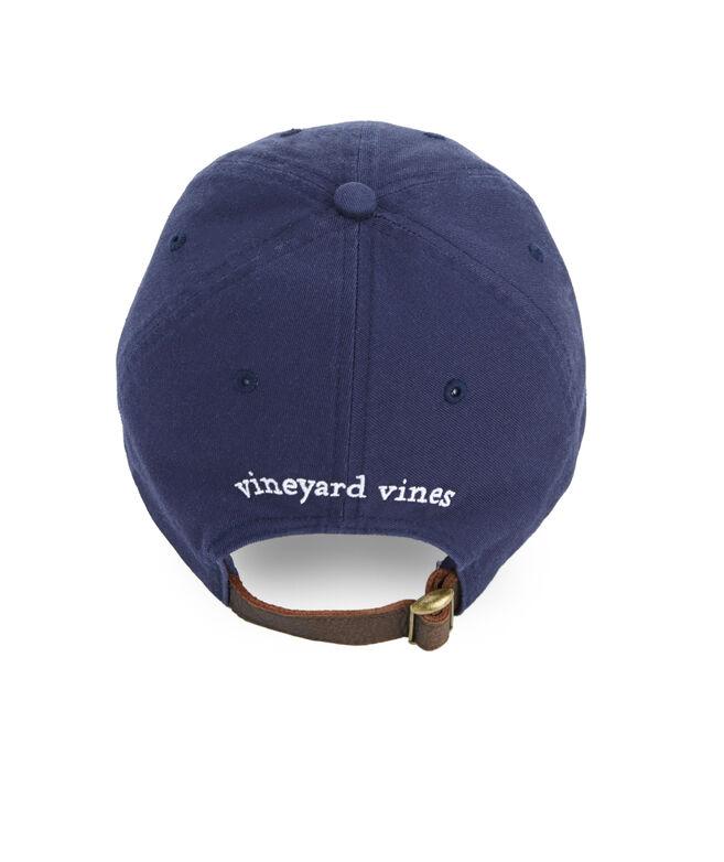 fec9260b55a Shop Santa Whale Mistletoe Baseball Hat at vineyard vines