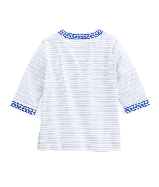 Girls Striped Tunic