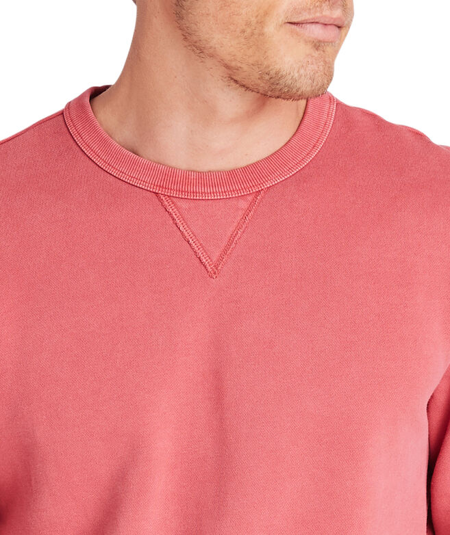 Woodhouse Garment-Dyed Crewneck Sweatshirt