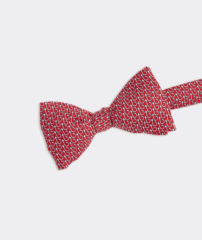 Hook Up Printed Bow Tie