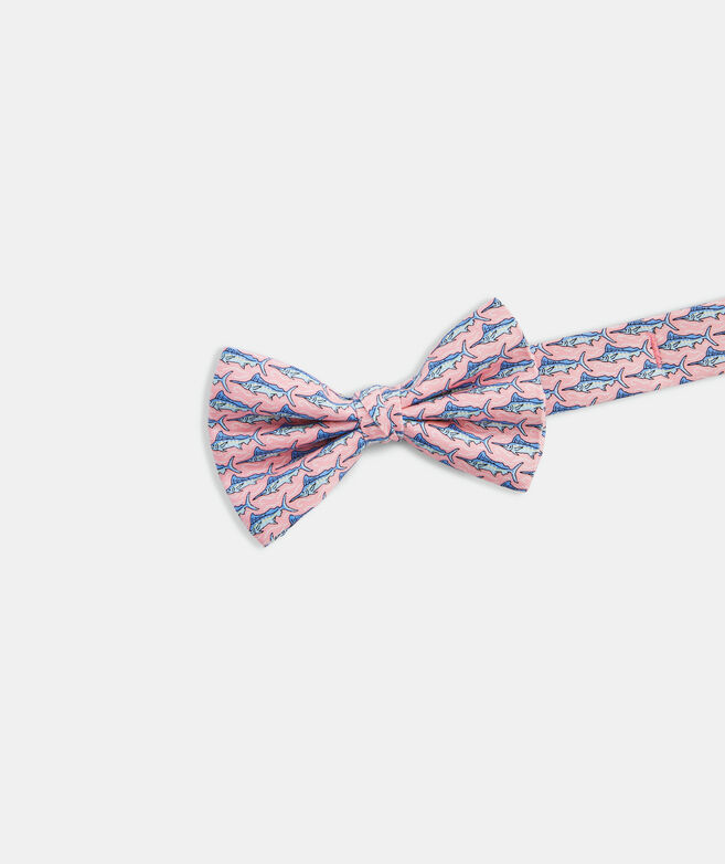 Boys' Marlins Printed Bow Tie