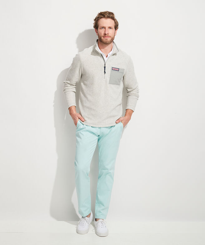 Vineyard Sherpa 1/2-Zip Pullover