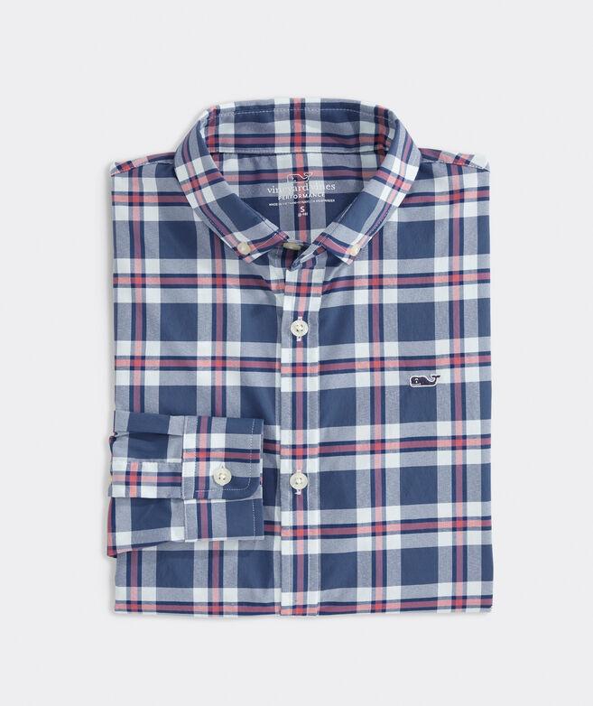 Boys' Huxford Whale Shirt