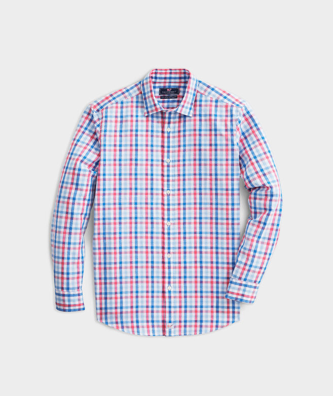 Classic Fit Orange Grove Cooper Button-Down Shirt