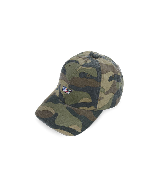 8843f960bef41 Ratings. 5. Rated 5 out of 5 stars. 2 Reviews. Jump to Reviews. Write a  Review. Boys Washed Camo Flag Whale Baseball Hat