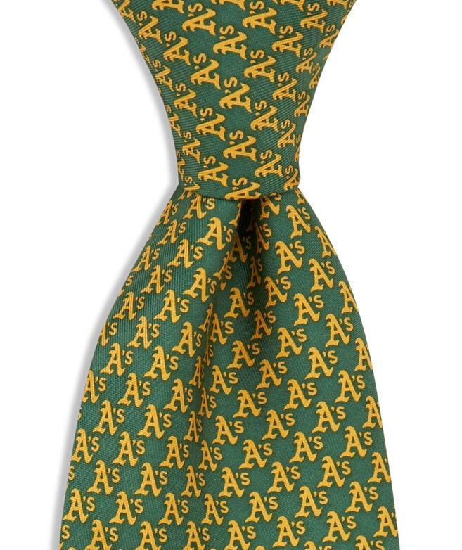 Oakland A's Tie