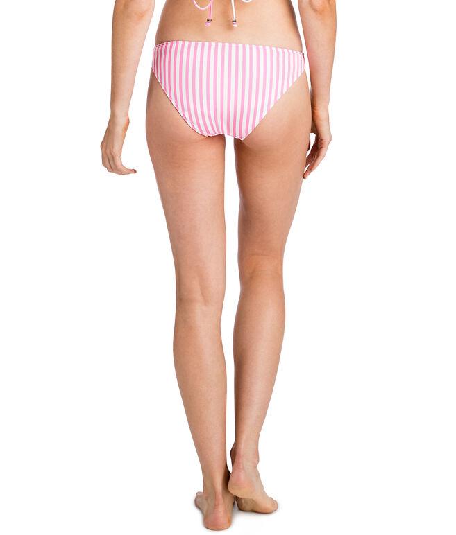 Keel Stripe Classic Bikini Bottom
