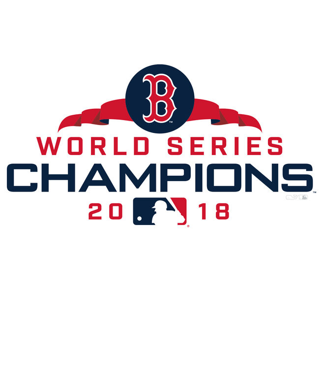 d28e123fd Adult Long-Sleeve Boston Red Sox World Series Champions T-Shirt